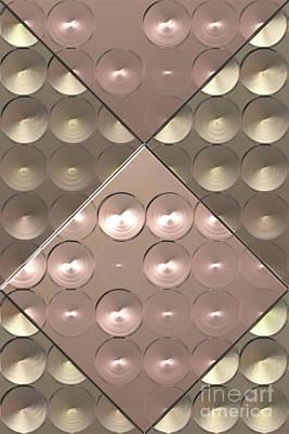 Metallic Sound N.2 Poster