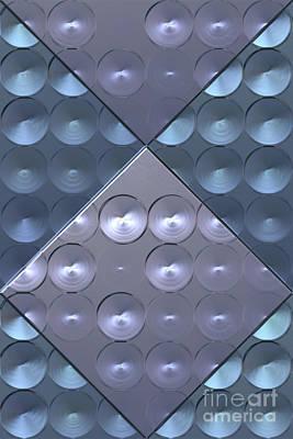 Metallic Sound N.4 Poster