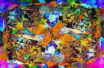 Metamorphosis Poster by Jean Francois Gil