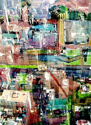 Metropolis II Poster by David Studwell