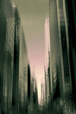 Metropolis Poster by Jessica Jenney