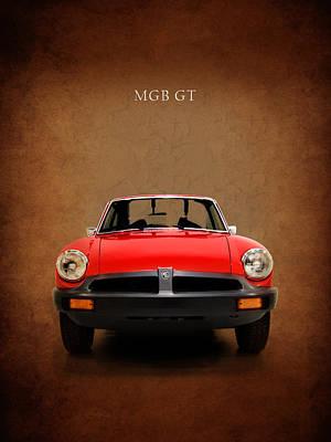 Mg Bgt Poster by Mark Rogan