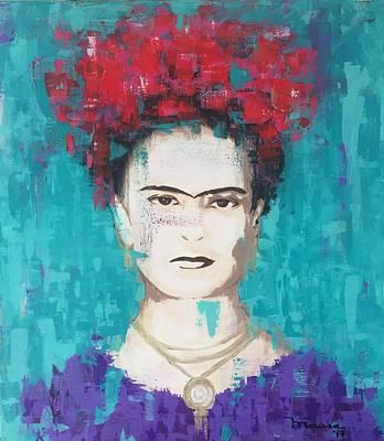 Mi Frida Poster