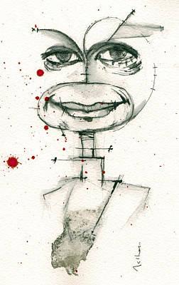 Michael C. Hall As Dexter Morgan Poster by Mark M  Mellon