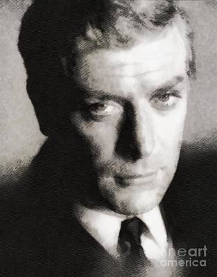 Michael Caine, Actor Poster