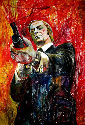 Michael Caine - Get Carter Poster