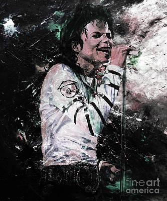 Michael Jackson 01  Poster