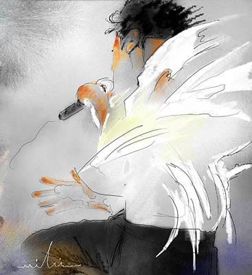 Michael Jackson 08 Poster