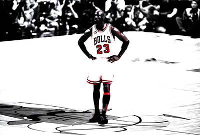 Michael Jordan The One Man Show Poster