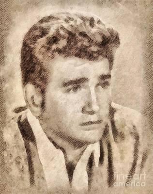 Michael Landon, Actor, Little House On The Prairie Poster