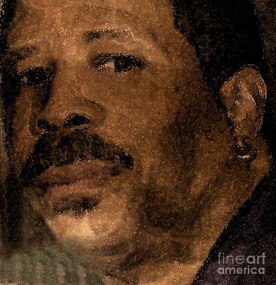 Michael Portrait Poster