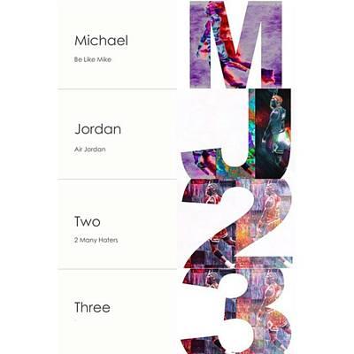 #michaeljordan #jordan #airjordan #nike Poster