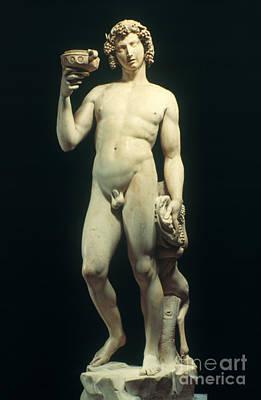 Michelangelo: Bacchus Poster by Granger