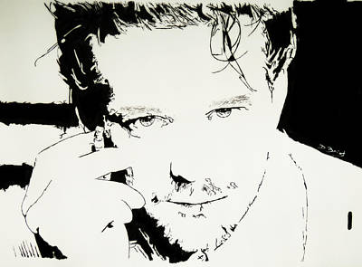 Mickey Rourke Poster