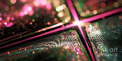Microskopic Vi - Disco Fever Poster