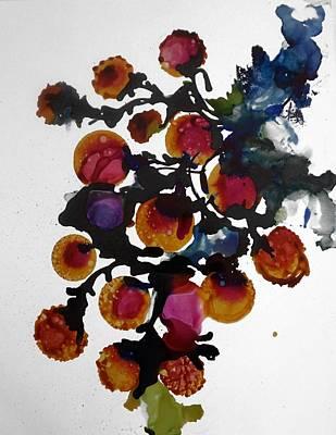 Midnight Magiic Bloom-1 Poster