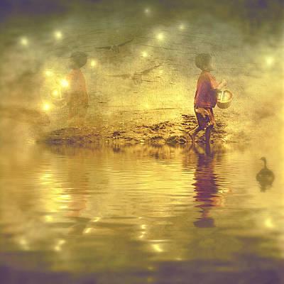 Midnight Treasure I Poster