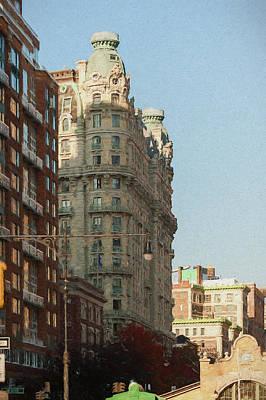 Midtown Manhattan Apartments Poster
