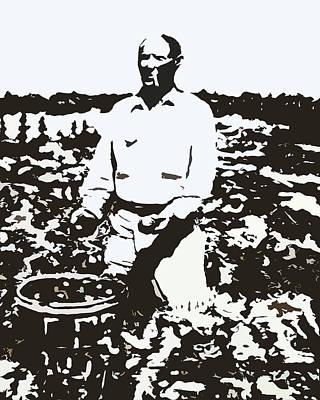 Migrant Farmer Poster