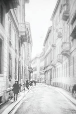 Milano Poster by Okan YILMAZ