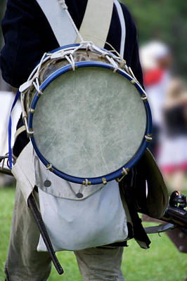 Military Musical Instrument Drum Revolutionary War 02 Poster