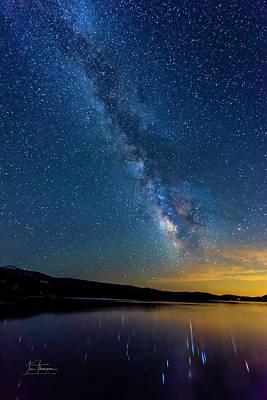 Milky Way 6 Poster