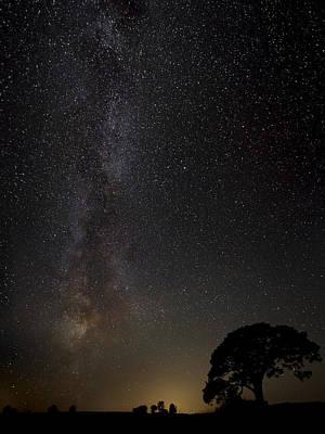 Milkyway Poster by Kaspars Kurcens