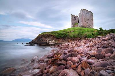 Minard Castle - Ireland Poster