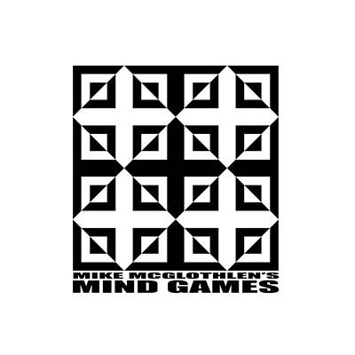 Mind Games 37se Poster by Mike McGlothlen