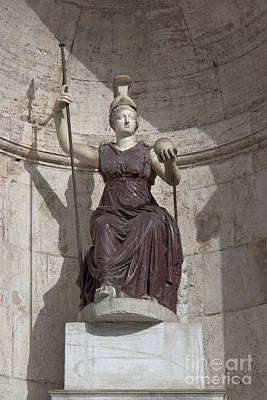 Minerva - Roma Poster