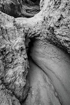 Mini Mud Cave Poster