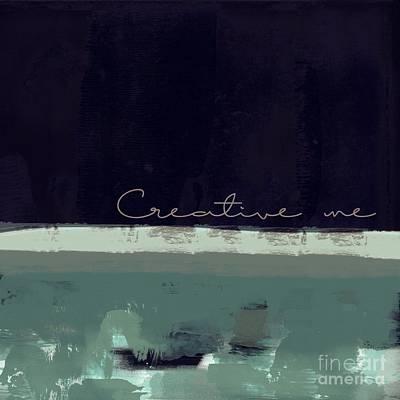 Minima - Creative Me - Ch01b Poster