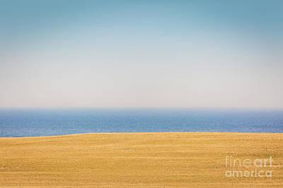 Minimal Lake Ontario Poster