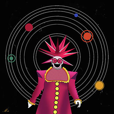 Minimal Space  Poster