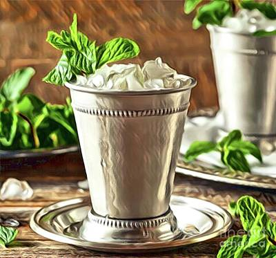 Mint Julep Double Poster
