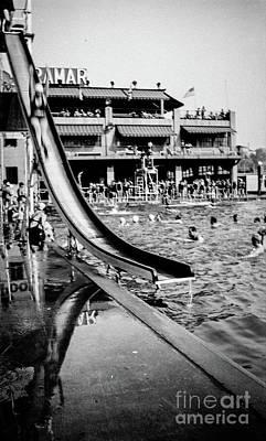 Miramar Pool  Poster