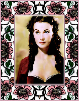 Miss Scarlet Poster