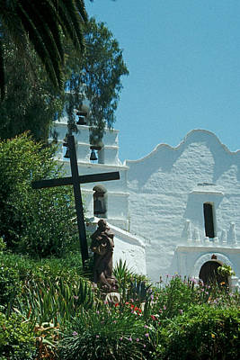 Mission San Diego Poster