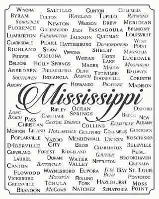 Mississippi Poster