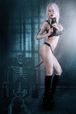 Mistress Death Poster