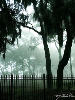 Misty Morning Poster by Melissa Wyatt