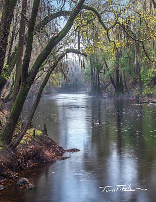 Misty River Poster