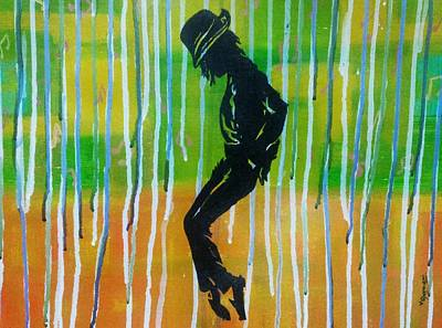 MJ Poster by Vishal Dharmani