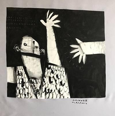 Mmcvii Paranoia No 2  Poster