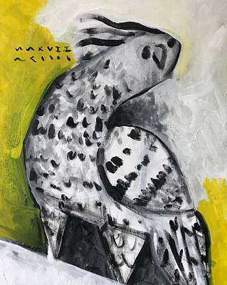 Mmxvii Frank Poster by Mark M Mellon