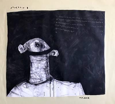 Mmxvii Innocence  Poster by Mark M Mellon