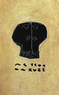 Mmxvii Skulls No 2  Poster