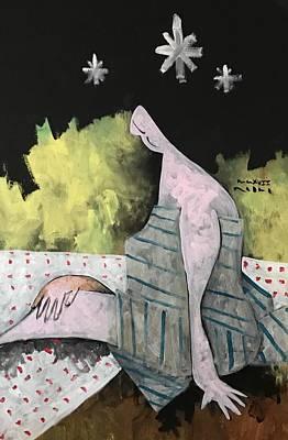 Mmxvii Spring Night No 2  Poster