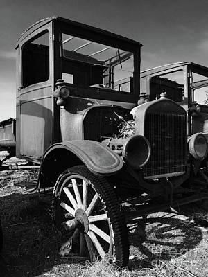 Model T Poster by Chris Brewington