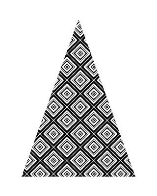 Modern Black And White Tree 1- Art By Linda Woods Poster
